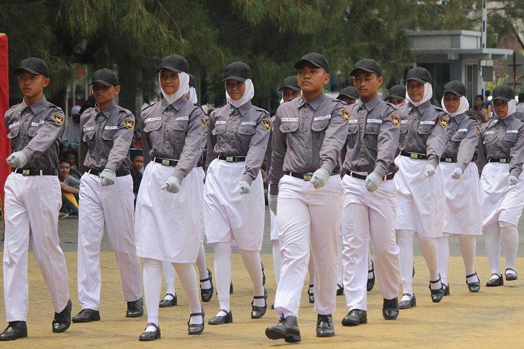 PASUGANDA : Pasukan Khusus Garuda NU 2