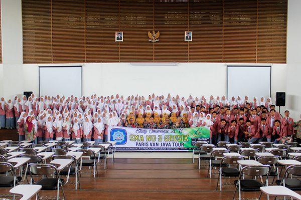 Kunjungan Studi Observasi 2K18 di Kampus ITB (Institut Teknologi Bandung)