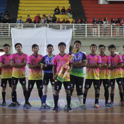 Futsal NUDA Kembali Raih Juara....!!!