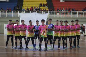 Futsal NUDA Kembali Raih Juara….!!!